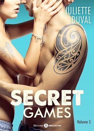 Téléchargez le livre :  Secret Games - 5