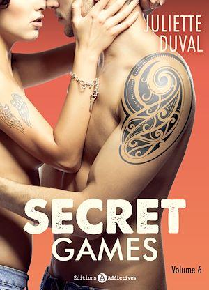 Téléchargez le livre :  Secret Games - 6
