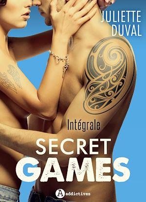 Téléchargez le livre :  Secret Games – L'intégrale