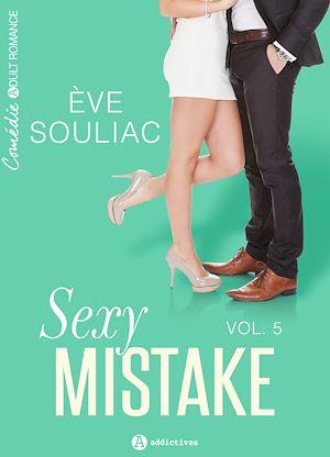 Téléchargez le livre :  Sexy Mistake - Volume 5