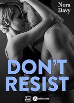 Télécharger le livre :  Tu ne résisteras pas !