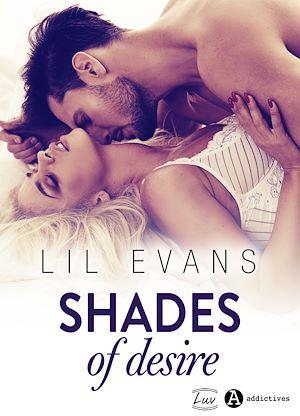 Téléchargez le livre :  Shades of desire
