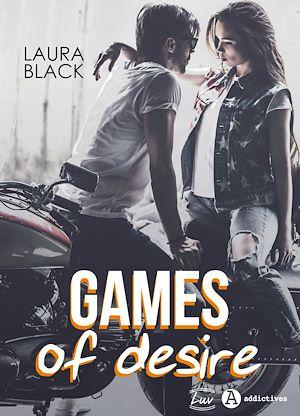 Téléchargez le livre :  Games of Desire - Teaser