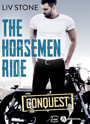Téléchargez le livre :  The Horsemen Ride - Conquest