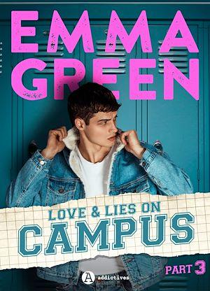 Téléchargez le livre :  Love & Lies on Campus, Part 3