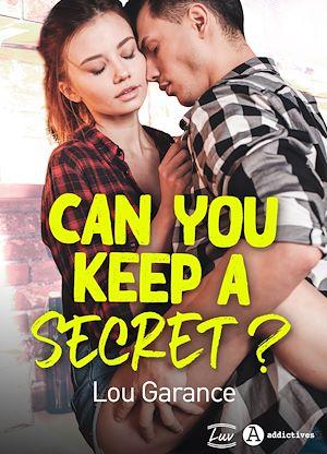 Téléchargez le livre :  Can you keep a secret ?