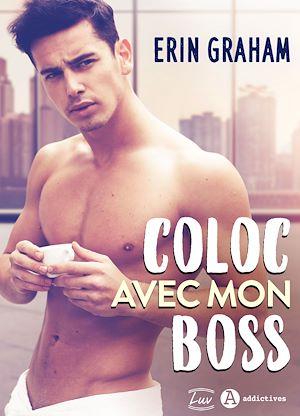 Téléchargez le livre :  Coloc avec mon boss - Teaser