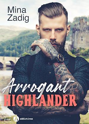 Téléchargez le livre :  Arrogant Highlander