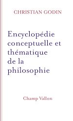 Télécharger le livre :  Encyclopédie conceptuelle et thématique de la philosophie