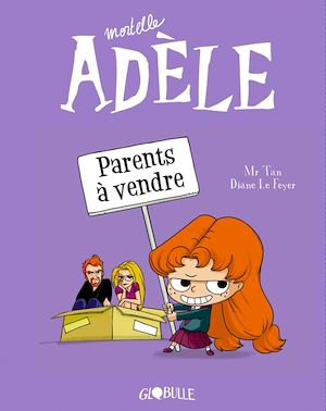 Téléchargez le livre :  Mortelle Adèle, Tome 08