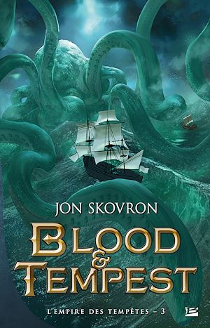 Téléchargez le livre :  Blood & Tempest
