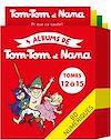 Téléchargez le livre numérique:  Tom-Tom et Nana - Compilation nouvelle édition nº1