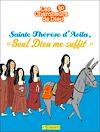 """Téléchargez le livre numérique:  Sainte Thérèse d'Avila, """"Seul Dieu me suffit"""""""