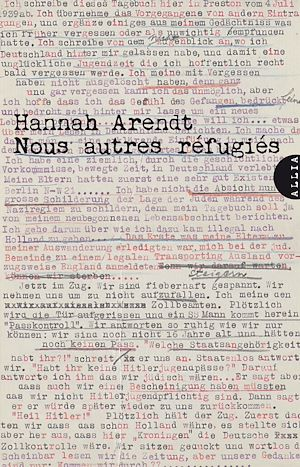 Téléchargez le livre :  Nous autres réfugiés