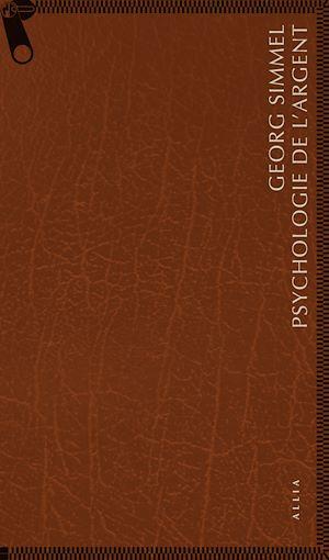 Téléchargez le livre :  Psychologie de l'argent