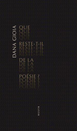 Téléchargez le livre :  Que reste-t-il de la poésie ?