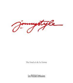 Téléchargez le livre :  Jonnystyle