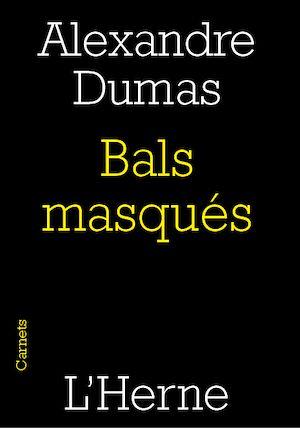 Téléchargez le livre :  Bals masqués
