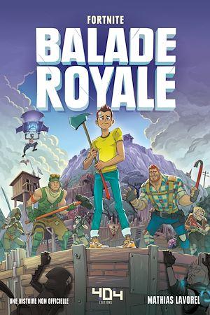Téléchargez le livre :  Balade Royale