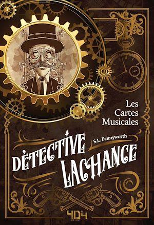 Téléchargez le livre :  Détective LaChance - Les cartes musicales