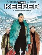Télécharger le livre :  Le Janitor - Tome 2 - Weekend in Davos