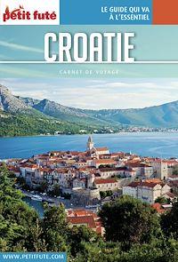 Télécharger le livre : CROATIE 2017/2018 Carnet Petit Futé