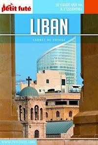 Télécharger le livre : Liban 2018 Carnet Petit Futé