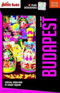 Téléchargez le livre :  BUDAPEST CITY TRIP 2018/2019 City trip Petit Futé