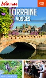 Télécharger le livre :  LORRAINE - VOSGES 2018/2019 Petit Futé