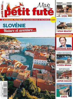 Téléchargez le livre :  Petit Futé Mag n°55 - Printemps 2018 Petit Futé