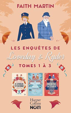 Téléchargez le livre :  Les enquêtes de Loveday & Ryder : Tomes 1 à 3