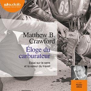 Téléchargez le livre :  Éloge du carburateur