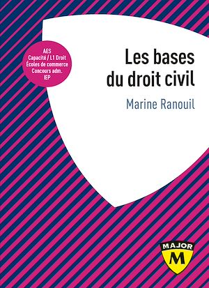 Téléchargez le livre :  Les bases du droit civil