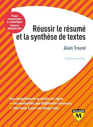 Téléchargez le livre :  Réussir le résumé et la synthèse de texte