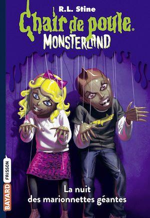 Téléchargez le livre :  Monsterland, Tome 08