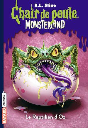 Téléchargez le livre :  Monsterland, Tome 10