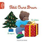 Télécharger le livre :  L'imagier de Noël de Petit Ours Brun