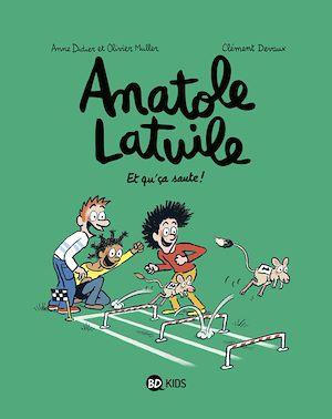 Téléchargez le livre :  Anatole Latuile, Tome 13