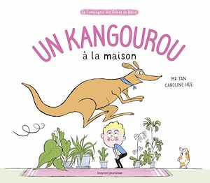 Téléchargez le livre :  Un kangourou à la maison