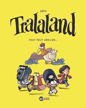 Téléchargez le livre :  Tralaland, Tome 03