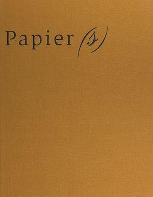 Téléchargez le livre :  Papier(s)