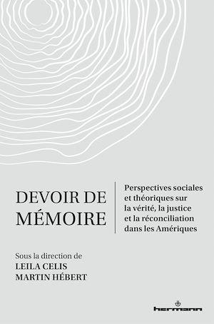 Téléchargez le livre :  Devoir de mémoire