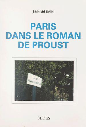 Téléchargez le livre :  Paris dans le roman de Proust