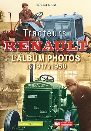Téléchargez le livre :  Tracteurs agricoles Renault