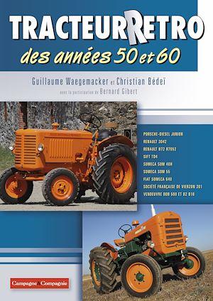 Téléchargez le livre :  Tracteur Rétro des années 50 et 60