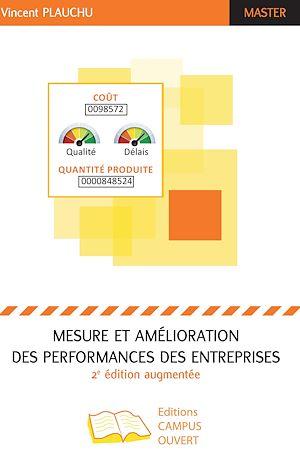 Téléchargez le livre :  Mesure et amélioration des performances des entreprises