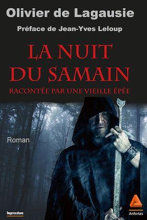 Téléchargez le livre :  La nuit du Samain racontée par une vieille épée