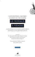 Télécharger cet ebook : Le Voyage à Venise