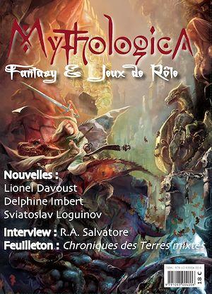 Téléchargez le livre :  Mythologica n°1 – Fantasy & Jeux de Rôle