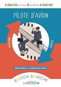 Télécharger le livre : Un jour - Un métier : Pilote d'avion